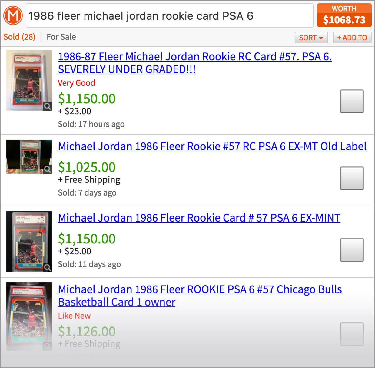 Basketball Card Price Guide Cardmavin