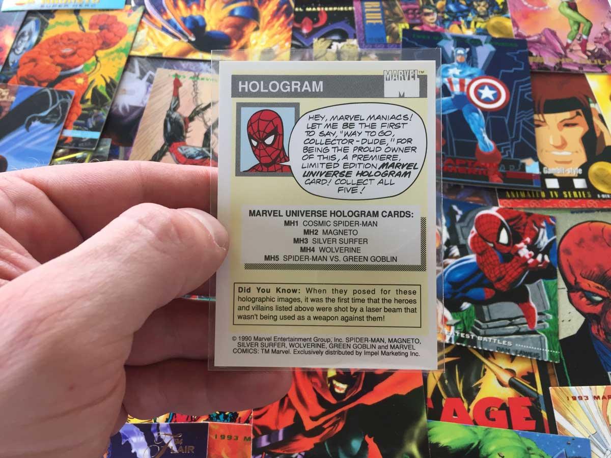 Marvel Card Values | CardMavin