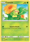 Sun and Moon Burning Shadows card 1