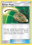 Sun and Moon Burning Shadows card 114