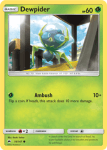 Sun and Moon Burning Shadows card 14