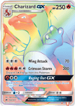 Sun and Moon Burning Shadows card 150
