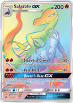 Sun and Moon Burning Shadows card 151