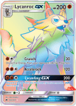 Sun and Moon Burning Shadows card 155