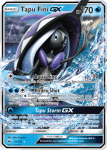 Sun and Moon Burning Shadows card 39