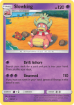 Sun and Moon Burning Shadows card 48