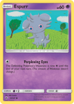 Sun and Moon Burning Shadows card 59