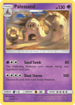 Sun and Moon Burning Shadows card 62