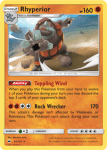 Sun and Moon Burning Shadows card 67