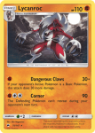 Sun and Moon Burning Shadows card 75