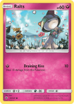 Sun and Moon Burning Shadows card 91