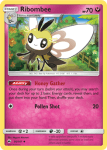 Sun and Moon Burning Shadows card 96