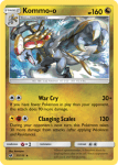 Sun and Moon Crimson Invasion card 77