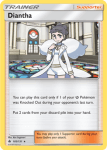 Sun and Moon Forbidden Light card 105