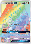 Sun and Moon Forbidden Light card 136