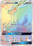 Sun and Moon Forbidden Light card 139
