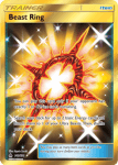 Sun and Moon Forbidden Light card 141