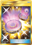 Sun and Moon Forbidden Light card 142