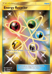 Sun and Moon Forbidden Light card 143