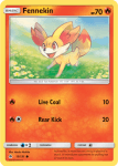 Sun and Moon Forbidden Light card 15