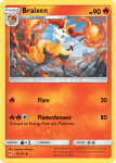 Sun and Moon Forbidden Light card 16