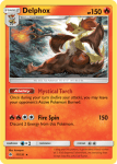 Sun and Moon Forbidden Light card 17