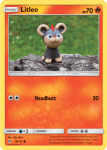 Sun and Moon Forbidden Light card 18