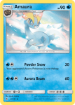 Sun and Moon Forbidden Light card 27