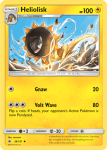 Sun and Moon Forbidden Light card 38