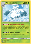 Sun and Moon Forbidden Light card 4