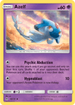 Sun and Moon Forbidden Light card 43