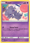Sun and Moon Forbidden Light card 44
