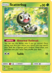 Sun and Moon Forbidden Light card 5