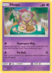Sun and Moon Forbidden Light card 54