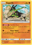 Sun and Moon Forbidden Light card 71