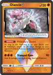 Sun and Moon Forbidden Light card 74