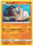 Sun and Moon Forbidden Light card 75