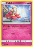 Sun and Moon Forbidden Light card 83