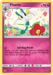 Sun and Moon Forbidden Light card 85