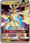 Sun and Moon Forbidden Light card 95