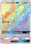 Sun and Moon Guardians Rising card 153