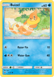 Sun and Moon Shining Legends card 22
