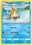 Sun and Moon Shining Legends card 23