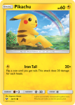 Sun and Moon Shining Legends card 28