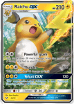 Sun and Moon Shining Legends card 29