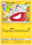 Sun and Moon Shining Legends card 31