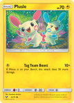 Sun and Moon Shining Legends card 33