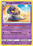 Sun and Moon Shining Legends card 37