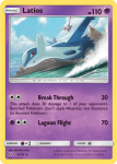 Sun and Moon Shining Legends card 41
