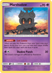 Sun and Moon Shining Legends card 45